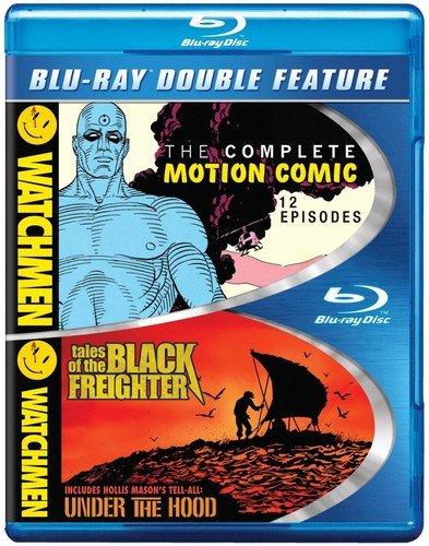 Watchmen: CMC / Watchmen: Tales of BF & Under the Hood (BD) (DBFE) [Blu-ray]