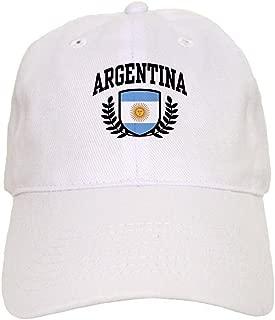 CafePress Argentina Cap Baseball Cap
