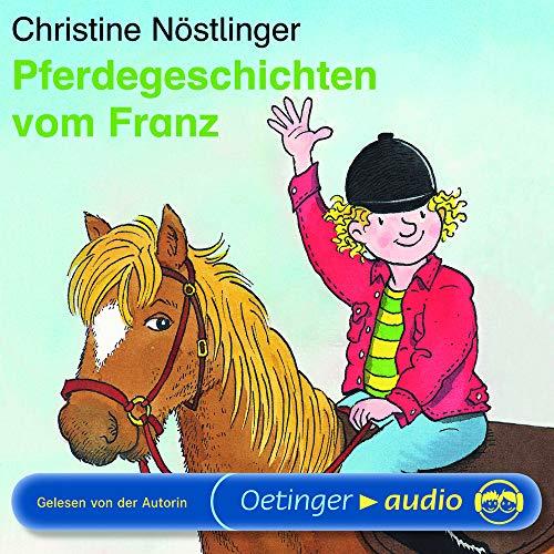 Pferdegeschichten vom Franz Titelbild