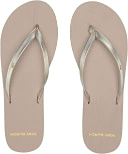 0b9f9f1ec4 Tory burch flip flops, Women | Shipped Free at Zappos