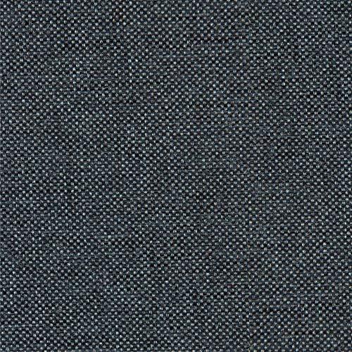 NOVELY® Oxford 330D | 1 lfm | Leinen Look Polyester PU wasserabweisend Mélange Polsterstoff (40 Anthrazit)