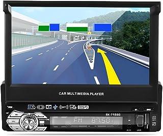 """LESHP Autoradio Lecteur MP5pour voiture avec écran tactile HD 7"""" Bluetooth GPS.."""