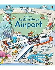 Look Inside an Airport
