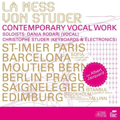 La Mess Von Studer (Live @ Collégiale de Berne, 23 novembre 2008)