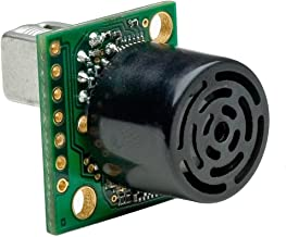 Ultrasonic Distance Sensor for Arduino, Raspberry Pi, Robots, People Detection   MB1240-000 XL-MaxSonar-EZ4   Ranges from 20cm to 765cm   MaxBotix Inc.