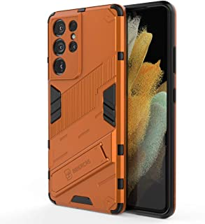 FTRONGRT Case for Realme Q3 Pro Carnival, Rugged and Shockproof, with Mobile Phone Holder, Cover for Realme Q3 Pro Carniva...