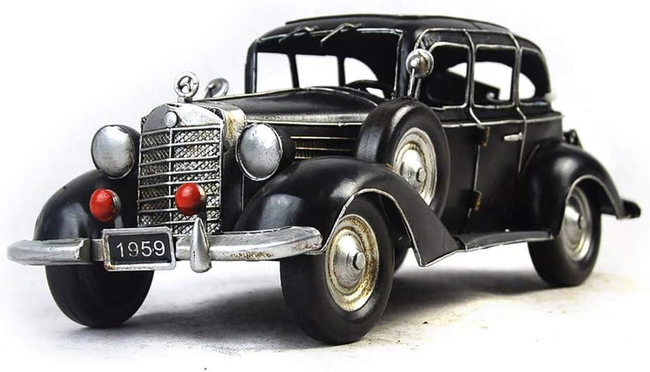SDBRKYH Retro Car Model Classic In a popularity Nostalgic Decoration 2021 Classi