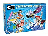 Unbekannt 'Crypt ozoic Entertainment cry02575–Gioco da Tavolo Cartoon Network: Cross Over Crisis Deck Building