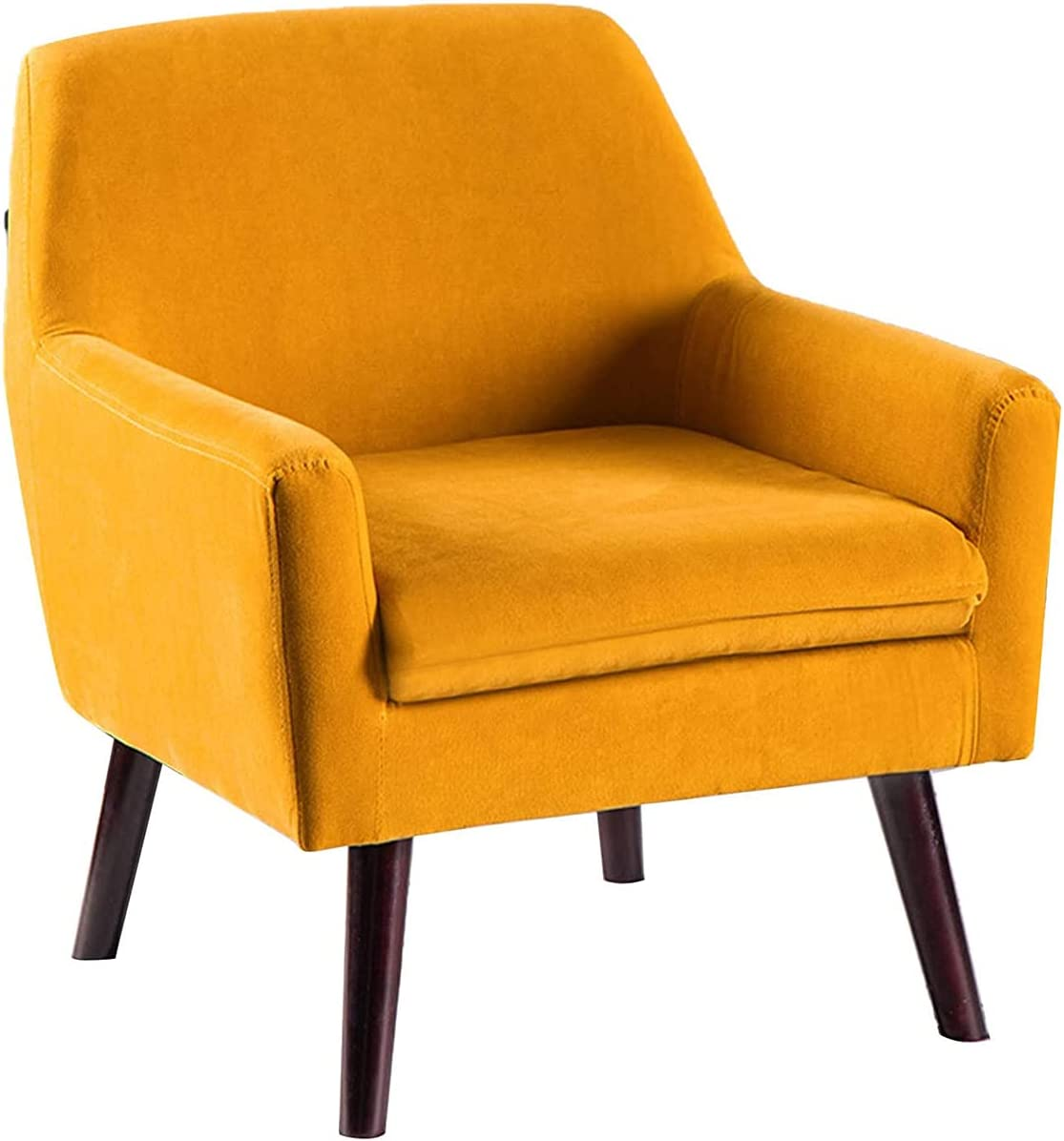 DWXN Armchair Max 68% OFF National uniform free shipping for Living Room Single Chair Modern Accent Fabric