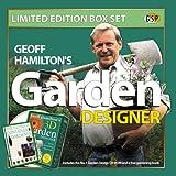 Geoff Hamilton's Garden Box Set with 3D Garden Designer CD-Rom & Ultimate Container Gardener Book -