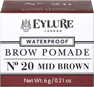 Eylure Eyebrow Pomade Mid Brown 1 ct, 0.04oz