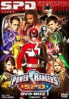 POWER RANGERS S.P.D. DVD-BOX 1【DVD】
