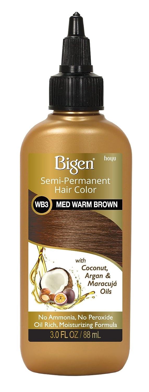 Bigen Semi-Permanent Haircolor outlet #Wb3 Medium 8 Ounce depot 3 Warm Brown
