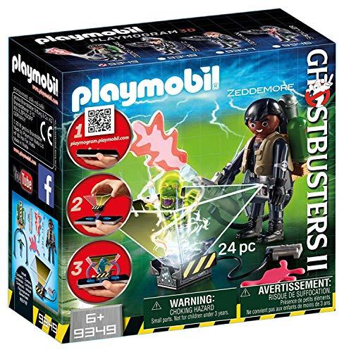 Playmobil 9349: Ghostbusters II Winston