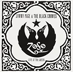 Jimmy Page & The Black Crowes- Live At The Creek