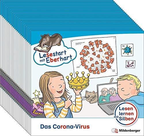 Lesestart mit Eberhart: Das Corona-Virus (VPE 25): Lesestart mit Eberhart – Sonderband