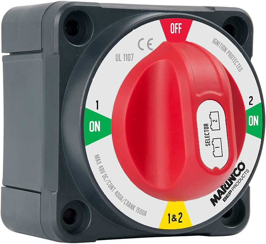 Marinco Power Louisville-Jefferson County Mall Seattle Mall Products Pro Installer Field Selector with Disconn