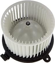 HVAC plastic Heater Blower Motor w/Fan Cage ECCPP Front for 2007-2013 Suzuki SX4 /2012-2012 Suzuki SX4 Crossover