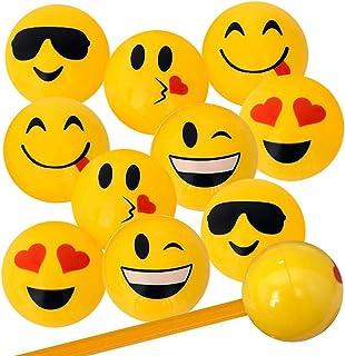 School Supplies Set Folders Pens Notebook Pencil Case Emoji Party Favors For Kids FAB Starpoint 11 Piece