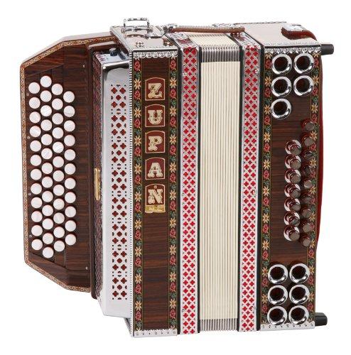 Zupan Alpe IVD Harmonika Palisander (B-Es-As-Des)