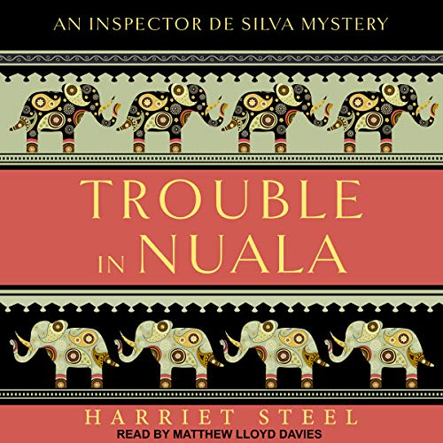Trouble in Nuala audiobook cover art