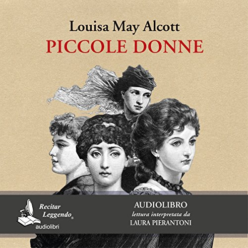 Piccole donne audiobook cover art