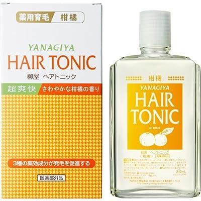 Yanagiya Hair Tonic Citrus