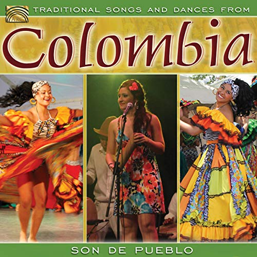 Price comparison product image Traditional Song and Dances from Colombia