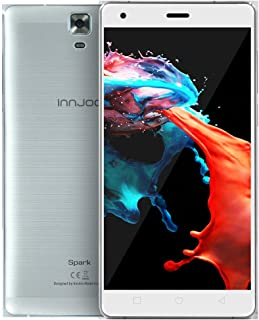 InnJoo Spark - 8GB - 4G LTE - Silver