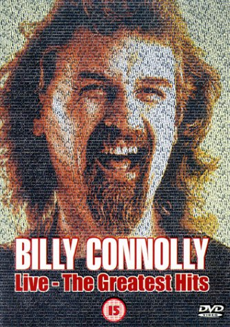 Billy Connolly - Live - The Greatest Hits [DVD]