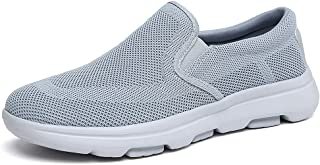 Sponsored Ad - TIOSEBON Men's Slip On Loafers Comfort Walking Shoes Driving Sneakers