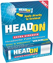 Best head on pain reliever Reviews