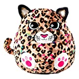 Squishmallows Justice Mini Plush Toy - Duma the Cheetah Plush Pillow - Cute Stuffed Animal Pillow For Sleeping, Work, Travel, Playtime, Support