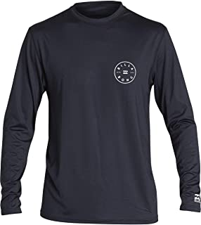 Men's Rotor Loose Fit Long Sleeve Rashguard