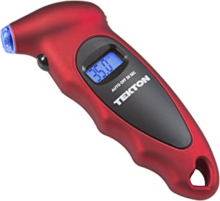 TEKTON Instant Read Digital Tire Gauge With Lighted Nozzle | 5941