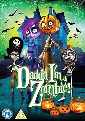 Daddy, I'm a Zombie! -  Lions Gate Home Entertainment, 5060223768687