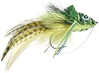 Umpqua Swim Frog Pattern Popper Fly Fishing Flies