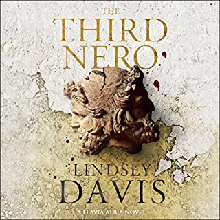 The Third Nero     Flavia Albia, Book 5 (Falco: The New Generation)              By:                                                                                                                                 Lindsey Davis                               Narrated by:                                                                                                                                 Lucy Brown                      Length: 12 hrs and 16 mins     97 ratings     Overall 4.4