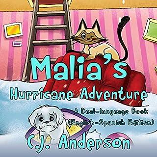 Malia's Hurricane Adventure cover art