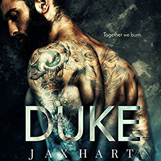 DUKE     CREED MC, Book 1              By:                                                                                                                                 Jax Hart                               Narrated by:                                                                                                                                 Rodney Falcon                      Length: 7 hrs and 20 mins     8 ratings     Overall 4.6