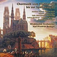Chormusik Vom Fruhbarock Bis Z