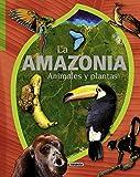 La Amazonia. Animales y plantas...