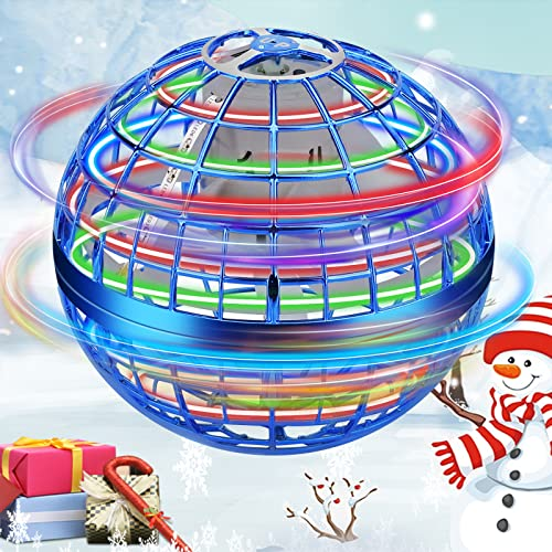 Flying Ball Toys,TOKFUN 2021 Upgraded Mini Drone Flying Toys for Kids...