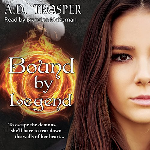 Bound by Legend audiobook cover art