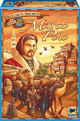 Preisvergleich Produktbild Schmidt Spiele - Auf den Spuren von Marco Polo