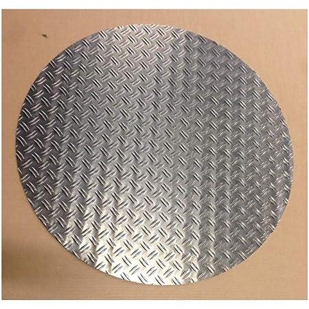 Warzenblech Zuschnitt aus Alu Blech geriffelt walzblank natur Zuschnitt nach Ma/ß Gr/ö/ße 10 x 10 cm bestell-dein-Blech Metall Aluminium Riffelblech duett 2,5//4,0 mm stark 100 x 100 mm Tr/änenblech