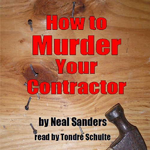 How to Murder Your Contractor audiobook cover art