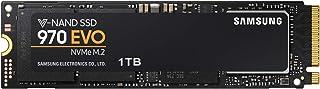 Samsung 三星MZ-V7E1T0BW 970 EVO内置SSD内存条,1TB NVMe M.2