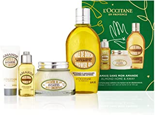 L'Occitane Holiday Almond Home & Away Gift Set, 1 ct.
