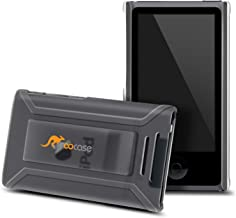 iPod Nano 7 Case - roocase Ultra Slim Fit (Clear) Shell Case Cover for Apple iPod Nano 7 (7th Generation)